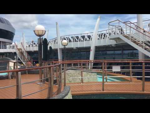 24.Jun, 2017 | MSC Divina - Deck 14, Afrodite