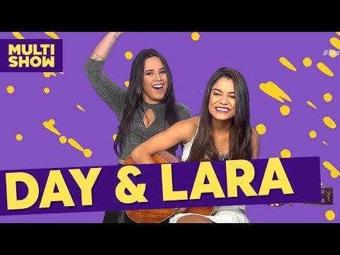Day e Lara  TVZ Ao Vivo  Música Multishow