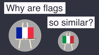 Why are flags so similar? thumbnail