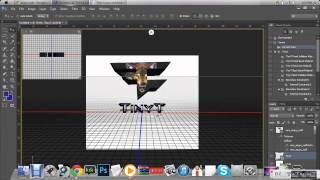 How to make a clan logo using Photoshop! (FaZe)