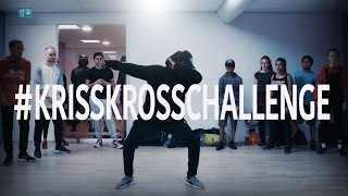 chris brown kriss kross   alex bntn choreography   krisskrosschallenge