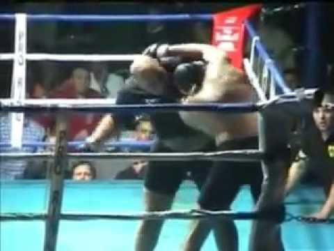 fred mastro vs malik MMA