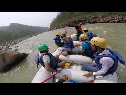 Deadly Rafting at Rishikesh