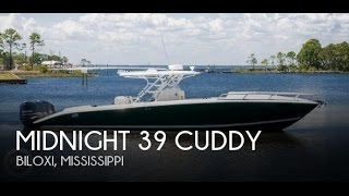 [SOLD] Used 2002 Midnight Express 39 Cuddy in Biloxi, Mississippi