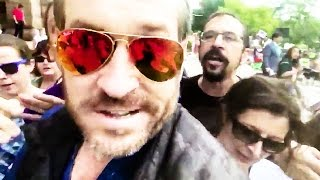 BUSTED: Right-Winger Mike Cernovich Pretending To Be Assaulted