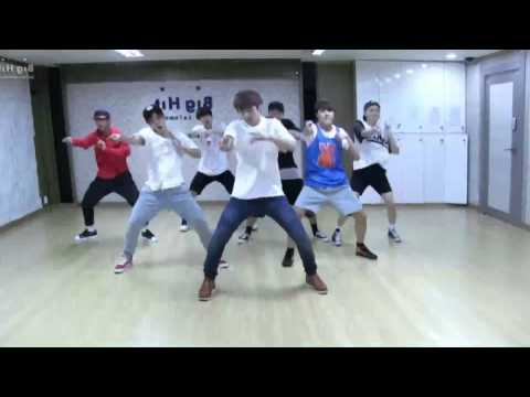 BTS - DOPE (Dance Practice) HD Mirrored