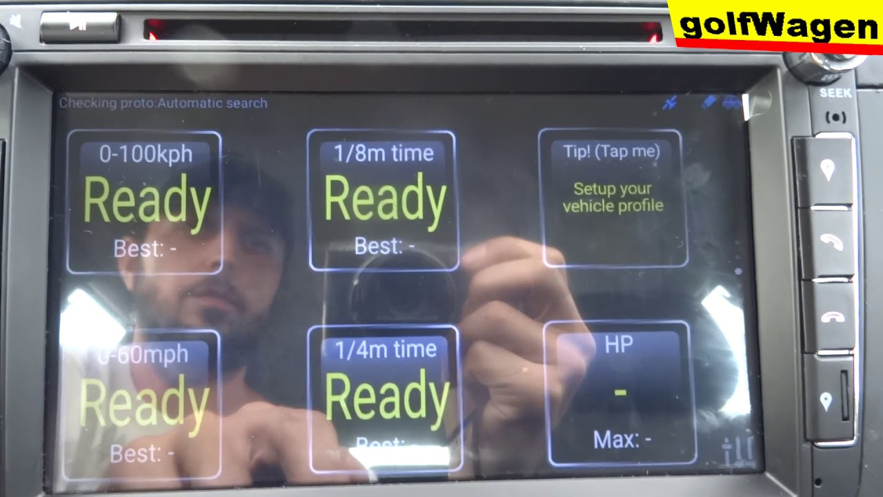 How to connect ELM327 Torque PRO app with Android 5 1 2DIN radio in your car