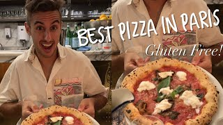 Best Pizza in Paris **Best Date Night in Paris** (Gluten-Free)