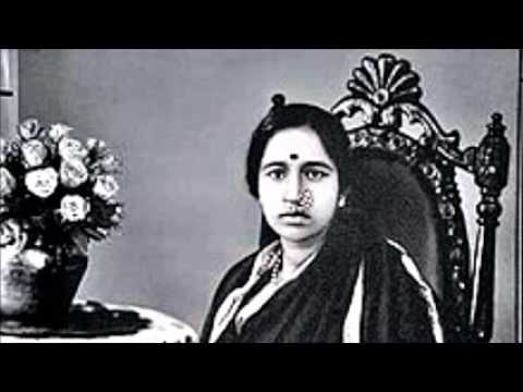 Raga Kaushi Kanada - Gangubai Hangal | Hindustani Classical Vocalist