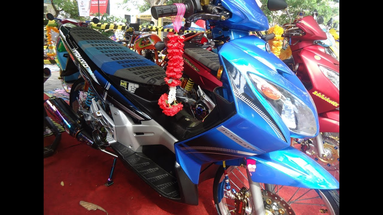 Kontes nouvo z thailook modifikasi pure mothai fashion daily by modifikasi motor
