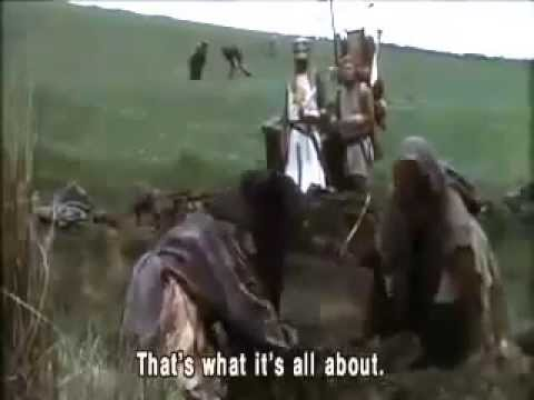 Examples of Parody in Monty Python and the Holy Grail