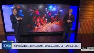 Dos días antes del asesinato de Fernando Báez tres jóvenes rugbiers filmaron otra golpiza.
