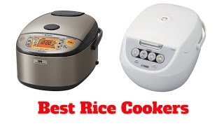 Best Rice Cookers 2018 | Top 5 List