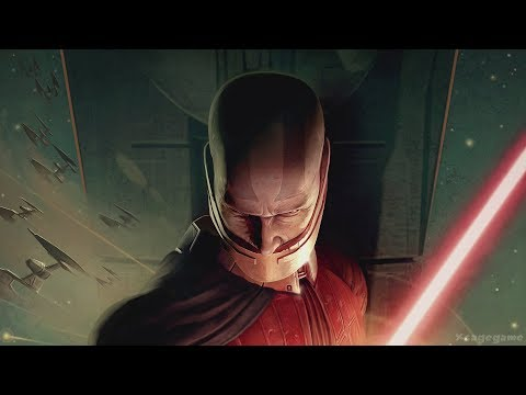Star Wars Knights of the old Republic - Xbox One Gameplay