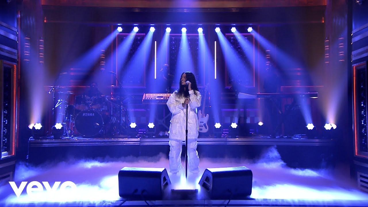 Ella Mai - Trip (Live On The Tonight Show Starring Jimmy Fallon/ 2018) image