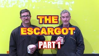 The Escargot - RV/Camper Car Transporter Conversion - Part 1