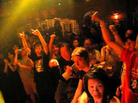 hooley'1 Guangzhou china battle of the band, Kersley Piron