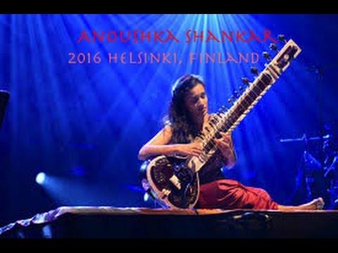 Anoushka Shankar in concert @ 2016 Helsinki, Finland