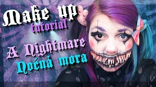 Make up - A Nightmare / Nočná mora
