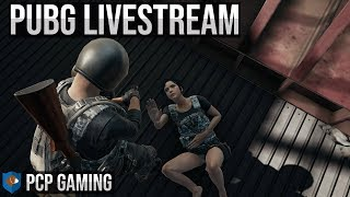 PUBG PC LIVE STREAM | CAN YOU RUN IT ON ULTRA?