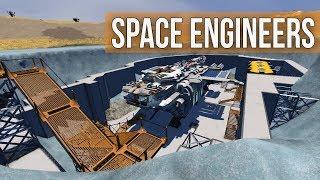 Space Engineers - Skyforge Weapon Refit (Exploration Mod Survival Coop) Ep 20