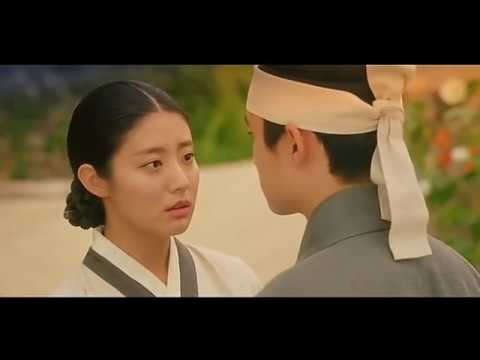 "All Kiss scene drama ""100 day my prince"""