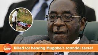 Killed for hearing Mugabe's sex secret