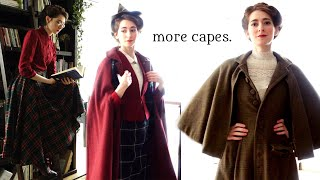 My Victorian/Witchy/Dark Academia Wardrobe | Fighting Fast Fashion