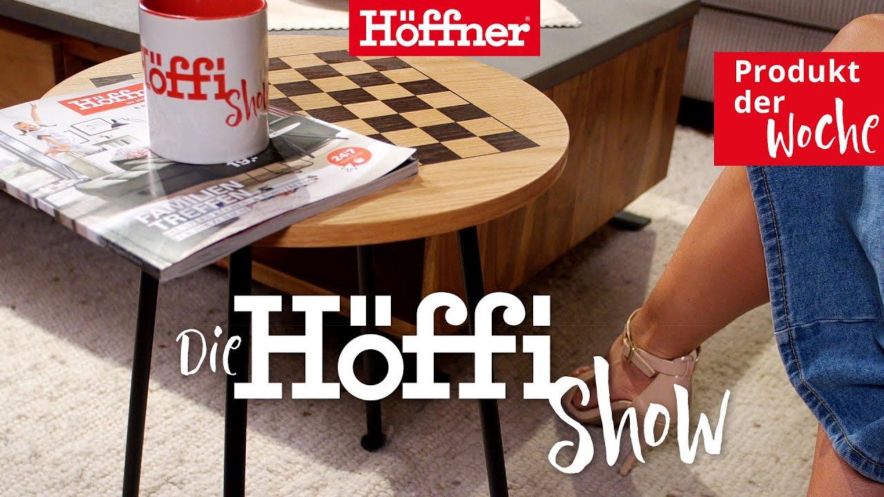 Die Hoffi Show Beistelltisch Round Youtube