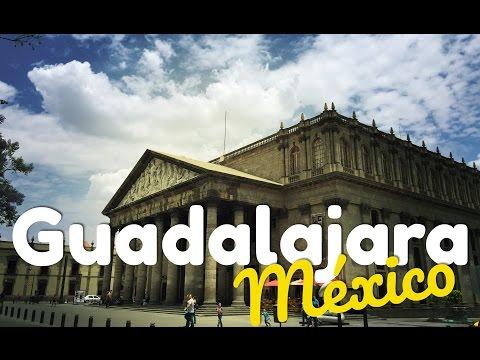 TOUR A PIE POR GUADALAJARA, JALISCO ︱ México ︱ De Viaje con Armando