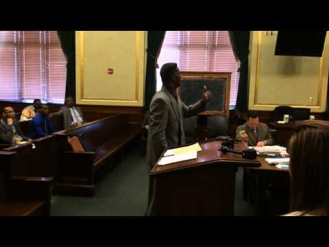 Watch Flint Councilman Eric Mays represent himself in court