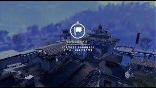 "[Far Cry 4] Бесшумный захват крепости ""Варшакот"" ""Де Плёр"""