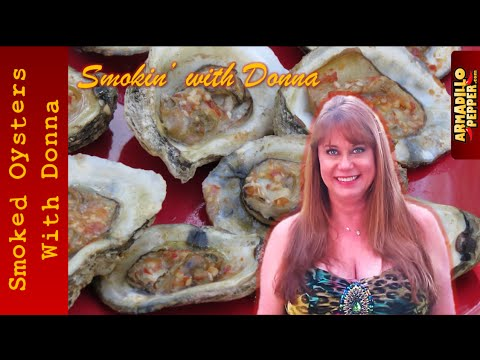 Best Smoked Oysters Recipe | How to Smoke Oysters