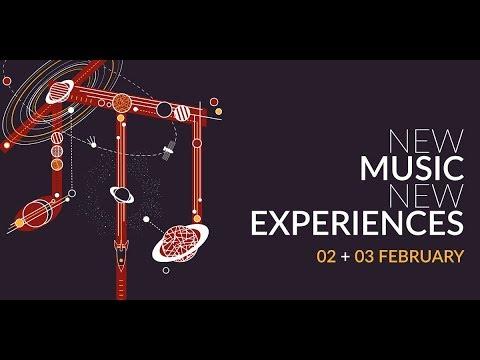 Bangor Music Festival 2018 Theme: Space
