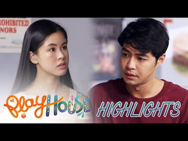 Playhouse: Marlon learns that Francis visited Shiela's eatery   EP 112