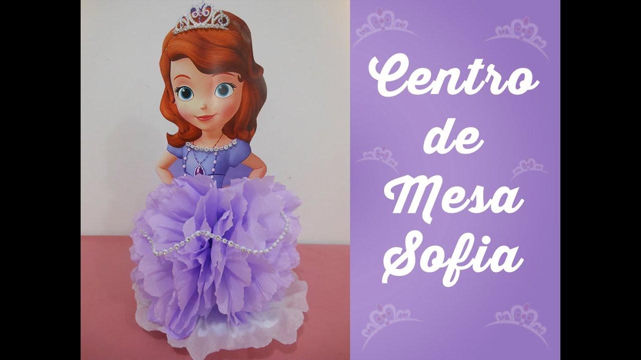 30a6e91c6 Centro de Mesa Sofia (Centerpiece Sofia) - YouTube
