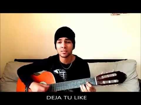 Hasta el amanecer - Nicky Jam (Cover By Jonathan Alexander)