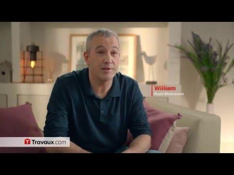 Travaux.com, Stéphane THEBAUT nouveau spot TV 22s (version 3)
