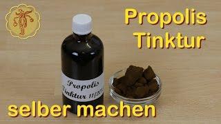 Alkohol tinktúrák propolis prosztatitisből)