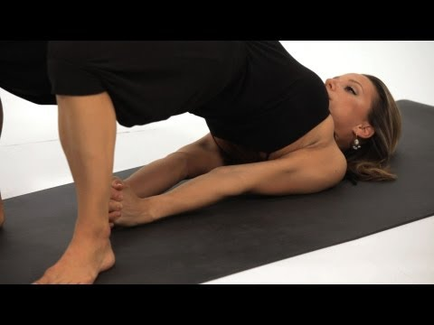 How to Do a Bridge Pose | Yoga