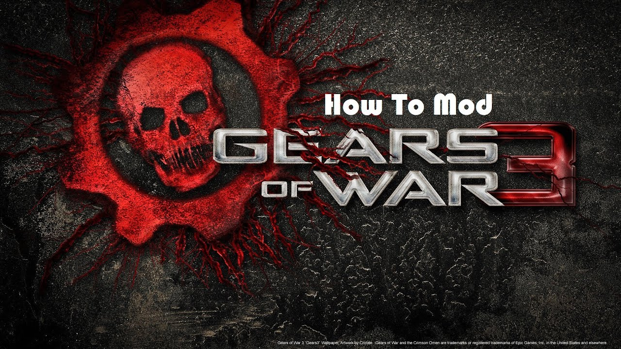 Gears of War 3 ] How to mod Rank, Stats ...