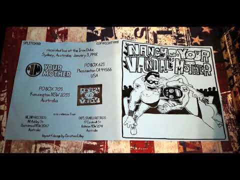 Your Mother/Nancy Vandal-Live Split CD