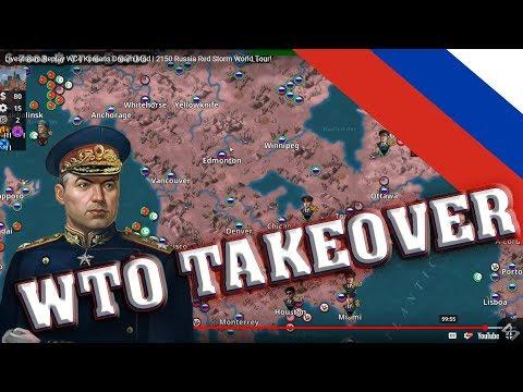 Livestream Replay WC4 Koreans Dream Mod | 2150 Russian Red Storm World Tour Final!