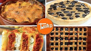 Tasty Pies 9 Ways | Homemade Dessert Recipes | Easy Dinner Ideas | Twisted