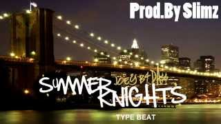 Download JOEY BADASS x CHUCK STRANGERS - SUMMER KNIGHTS TYPE BEAT MP3 song and Music Video