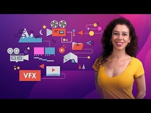 Curso Online. Introducción a VFX para cine