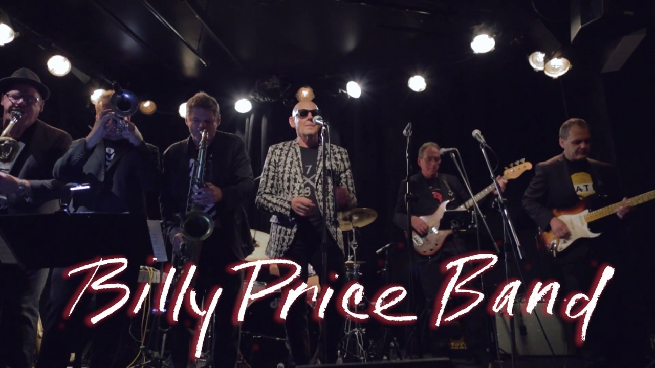 Image result for Billy Price band