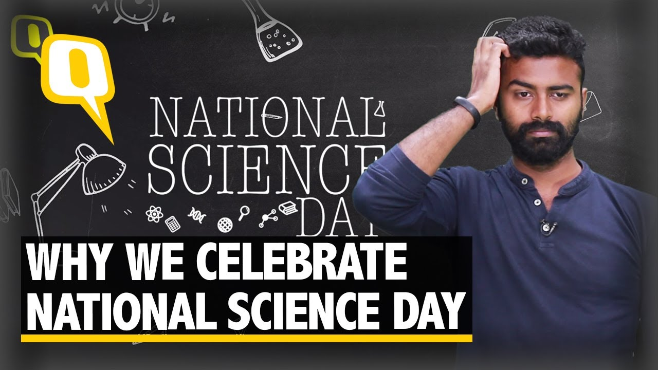 why 28 february is celebrated as science day