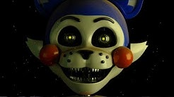 FIRST OFFICIAL LOOK AT FIVE NIGHTS AT CANDYS 4.. (SECRET) | Five Nights at Candy's Remastered (FNAF)