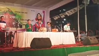 Jodi Rat Pohale  shona jeto Bangabandu Mora Nai ||